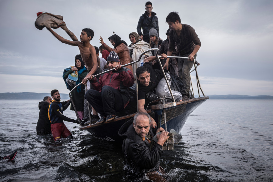 Prix Pulitzers pour le photographe Sergey Ponomarev. Blog photo Zoom'Up
