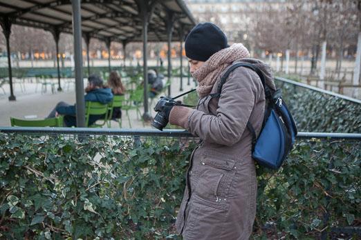 Cours photo « Priorité diaphragme et profondeur de champ » by Zoom'Up – Photos des participants au travail - http://zoomup.biz - Avec ZoomUp – Stage de photographie à Paris