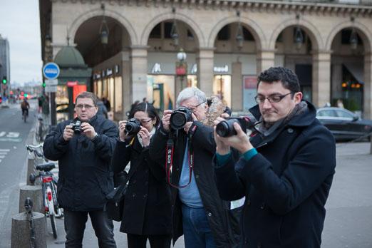 Cours photo «Priorité vitesse et mouvement» by Zoom'Up – Photos des participants au travail - http://zoomup.biz - Avec ZoomUp – Stage de photographie à Paris