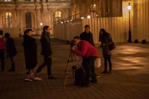 Photo de nuit / Paris by night