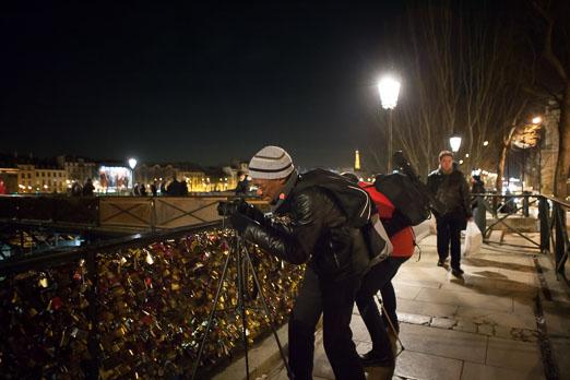 Cours photo de nuit / Paris by night – Photos des participants au travail - http://zoomup.biz - Avec ZoomUp – Stage de photographie à Paris