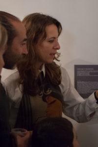 Vernissage de l'exposition photo à laquelle je participe