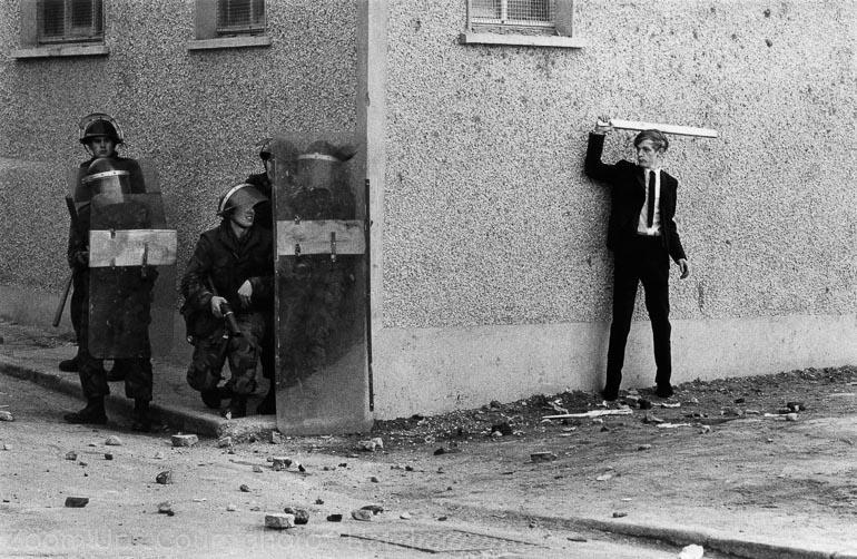[ Photographe ] Don McCullin - Zoom'Up - Cours de photo