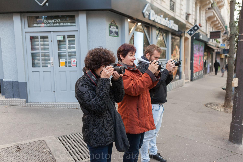 Apprendre la photo avec Zoom'up cours photo