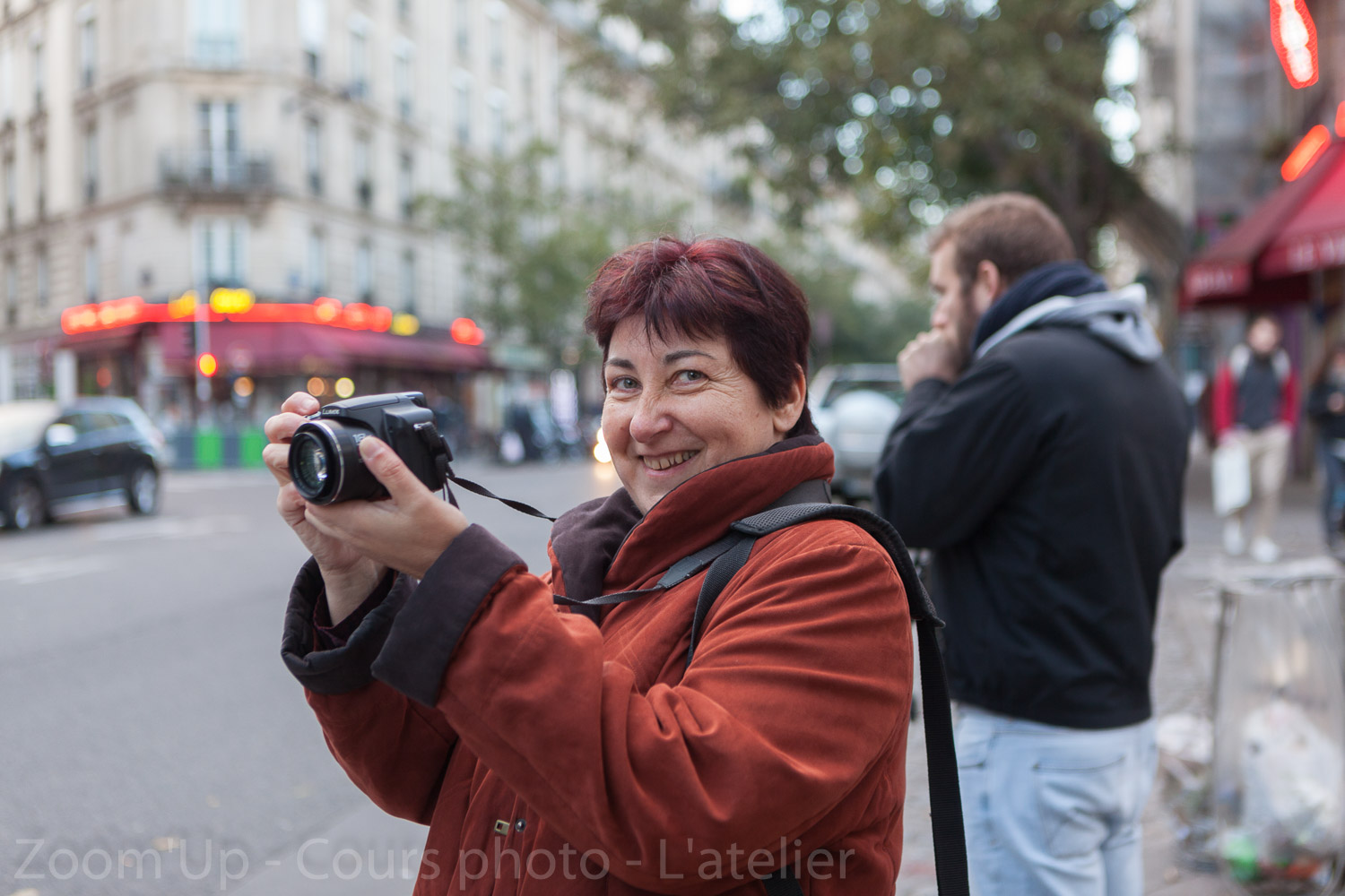 Apprendre la photo avec Zoom'up cours photo