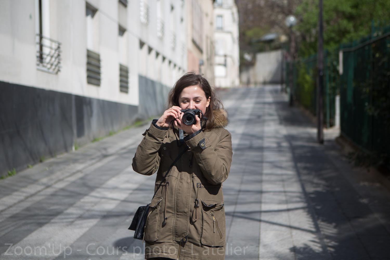Apprendre la photo avec Zoom'Up - Cours photo - L'atelier