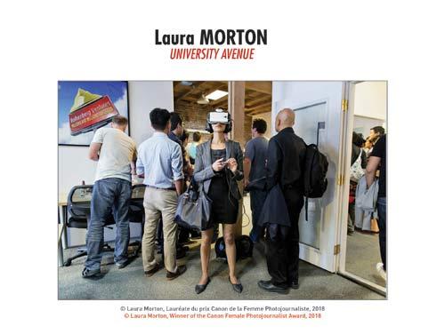 Visa pour l'image Perpignan 2018 Laura Morton