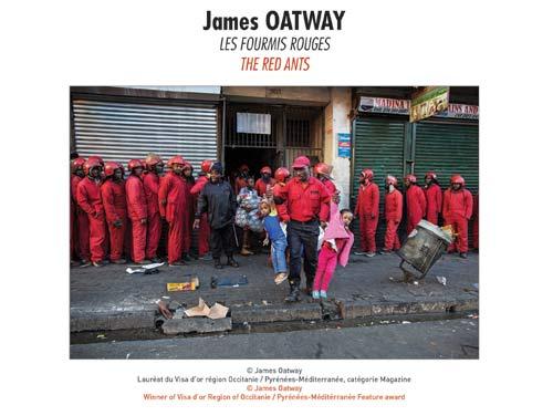 Visa pour l'image Perpignan 2018 James Oatway Weiss