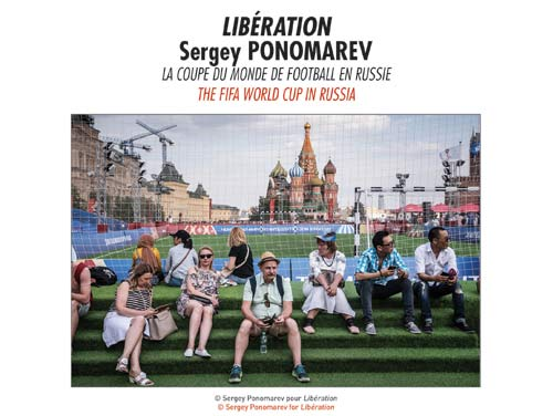 Visa pour l'image Perpignan 2018 Liberation Sergey Ponomarev