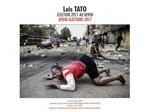 Visa pour l'image Perpignan 2018 Luis Tato