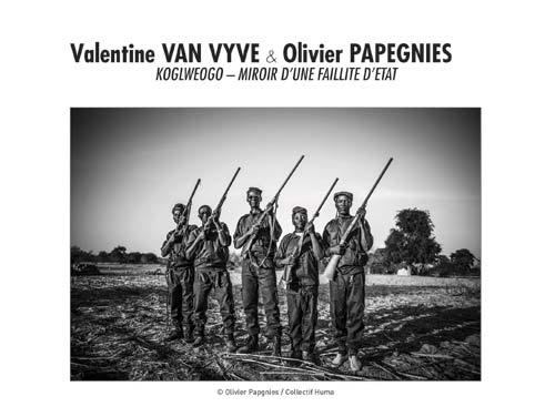 Visa pour l'image Perpignan 2018 Valentine Van Vyve et Olivier Papegnies