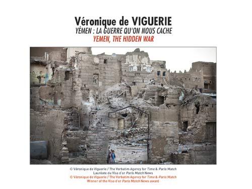 Visa pour l'image Perpignan 2018 Véronique de Viguerie